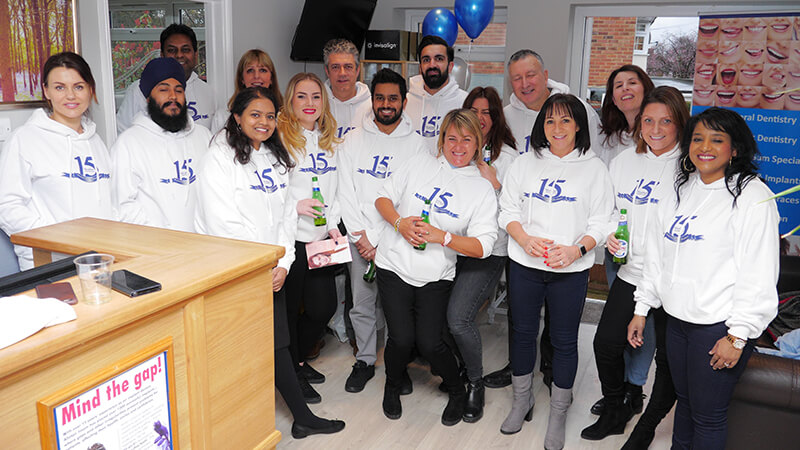 bluebell-dental-practice-15th-anniversary-celebrations